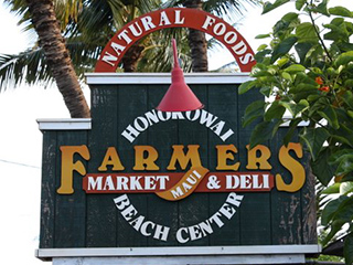 Honokawai Farmers Market