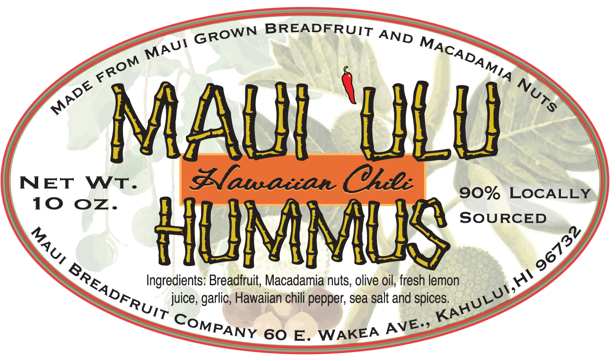 Maui 'Ulu Hummus